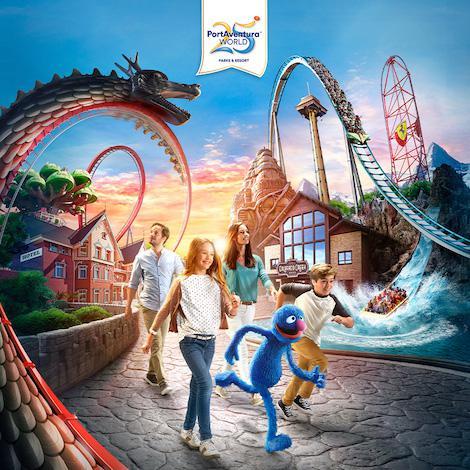 Séjours Hôtel + Entrées - 25ème anniversaire - Portaventura World - 5% de remise !