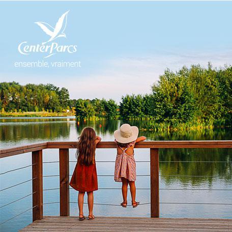 Center Parcs - 6% de remise sur vos moments en pleine nature !