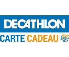 E-Carte Cadeau - Décathlon - 50€