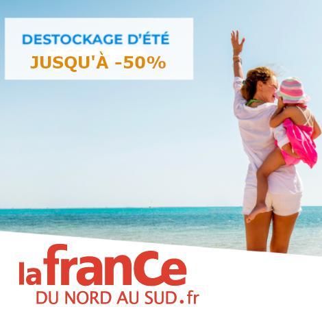 Destockage d'été ! - 50%