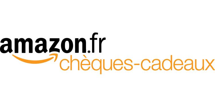 E-Chèque Cadeau - Amazon - 50€