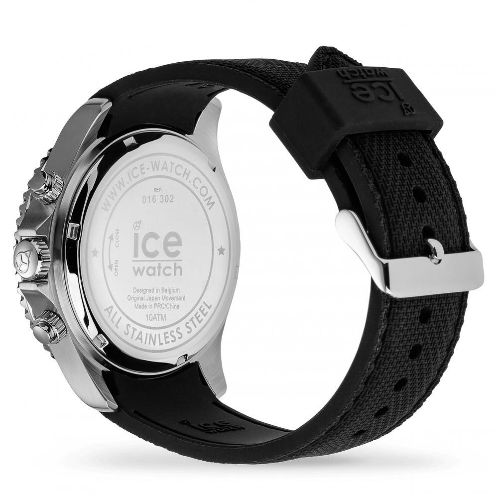 Ice-Watch - ICE steel-Noir-Grande-CH(L)