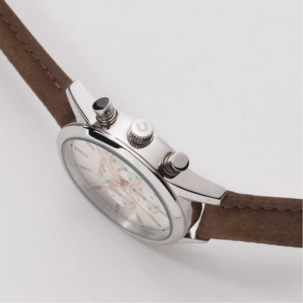 Ungaro - Chronographe Orso Taupe