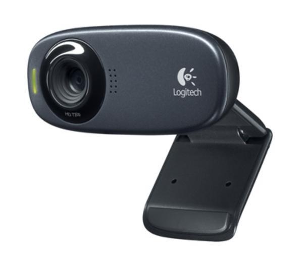 Webcam LOGITECH C310 NOIR