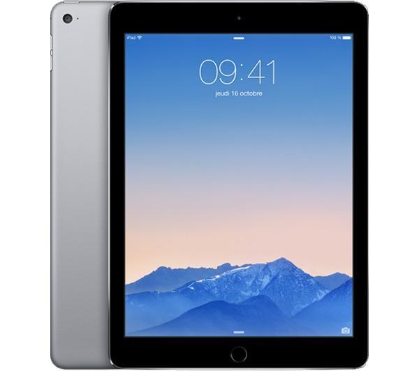 APPLE iPad Air 2 - 16 Go - WiFi - Gris sidéral