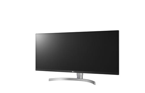 "34WK650-W LED display 86,4 cm (34"") Full HD Ultra large Noir, Blanc"