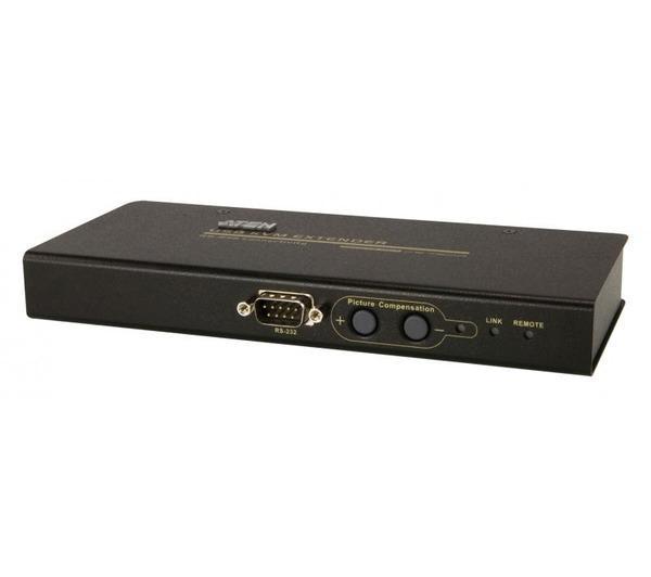 console extender KVM VGA USB + Audio + RS232