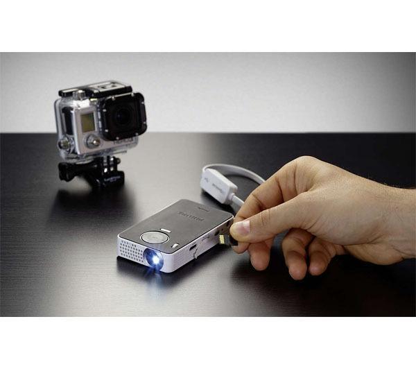 PicoPix PPX4350 Wireless - Draadloze LED Picoprojector