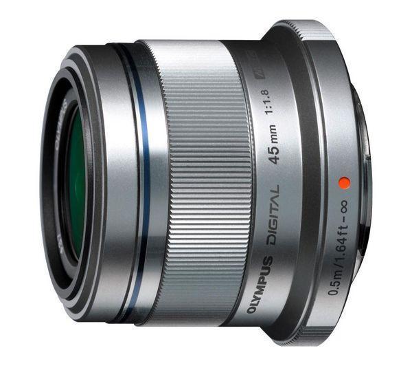 M.Zuiko Digital 45 mm - f/1.8 - Lens voor Olympus