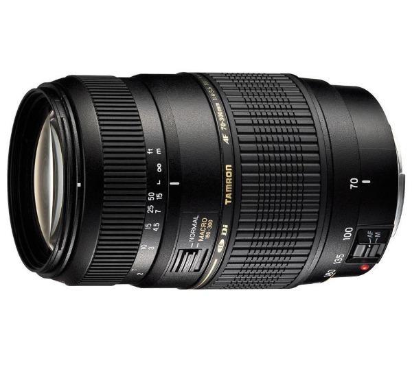 AF 70-300mm F/4-5,6 Di LD MACRO 1:2 - Lens voor Nikon