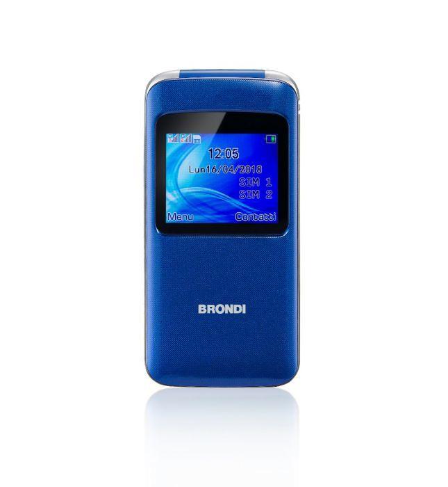 """Window 4,5 cm (1.77"""") 78 g Bleu Téléphone numérique"""