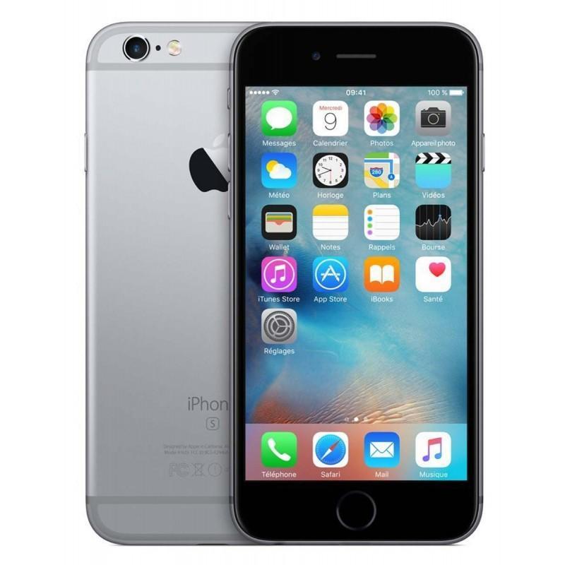 iPhone 6S 16Go Gris Sidéral Reconditionné