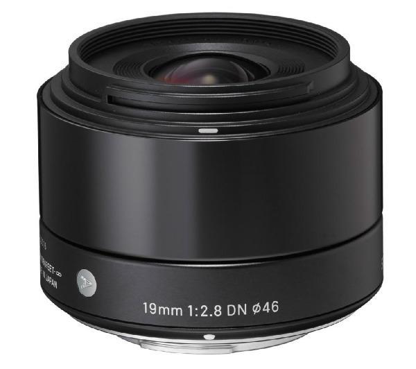 Art - Breedhoeklens - 19 mm - f/2.8 DN - Sony E-mount