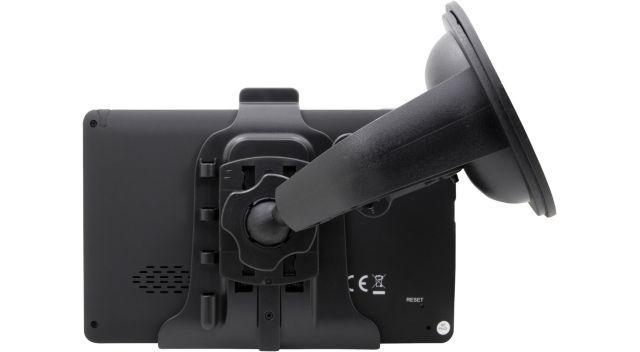 """Ulti X565 Truck navigateur 12,7 cm (5"""") Écran tactile TFT Fixé Noir"""