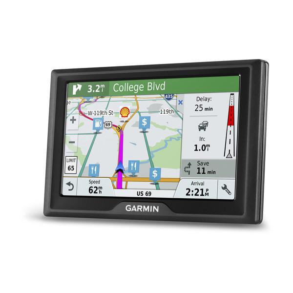 """Drive 51 LMT-S navigateur 12,7 cm (5"""") Écran tactile TFT Fixé Noir 170,8 g"""