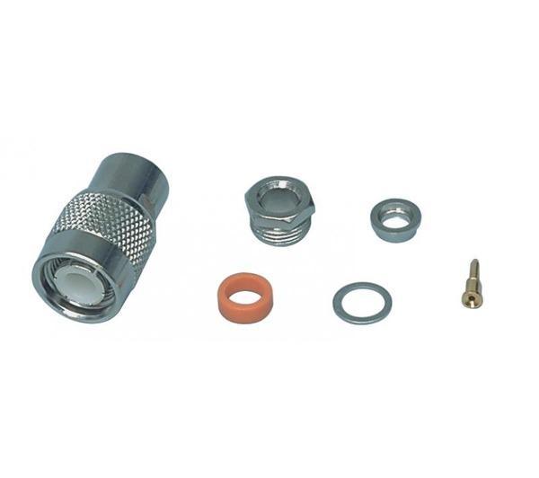 Tnc plug clamp RG58