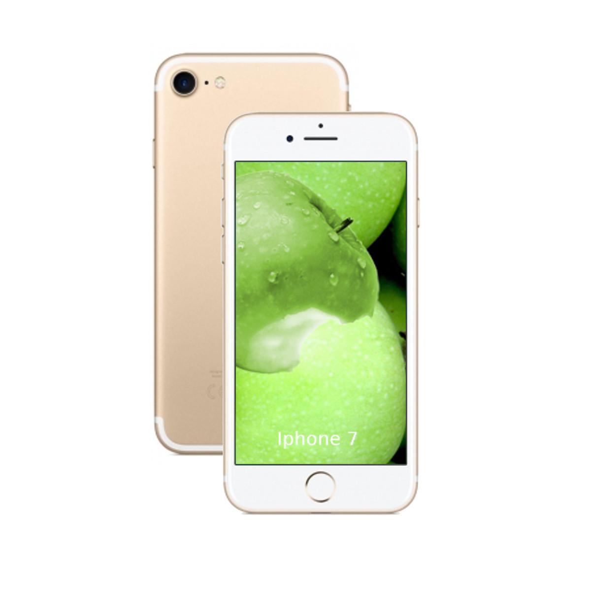 Iphone Apple 7 256 Go Or Pixmania