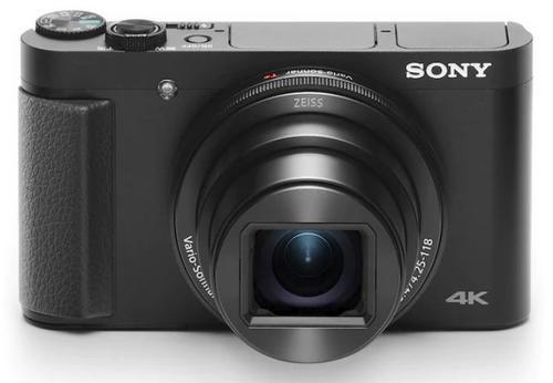 """Cyber-shot HX99 Appareil-photo compact 18,2 MP 1/2.3"""" CMOS 4896 x 3264 pixels Noir"""