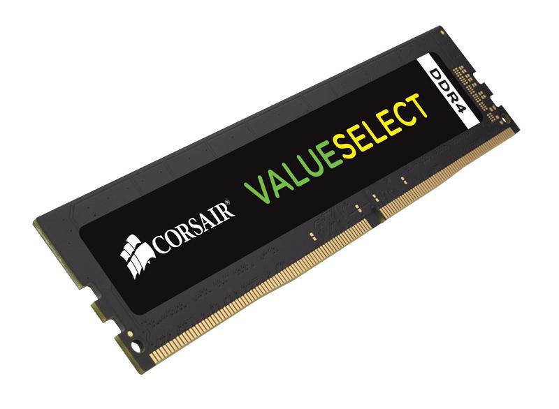 ValueSelect 4 GB, DDR4, 2666 MHz module de mémoire 4 Go