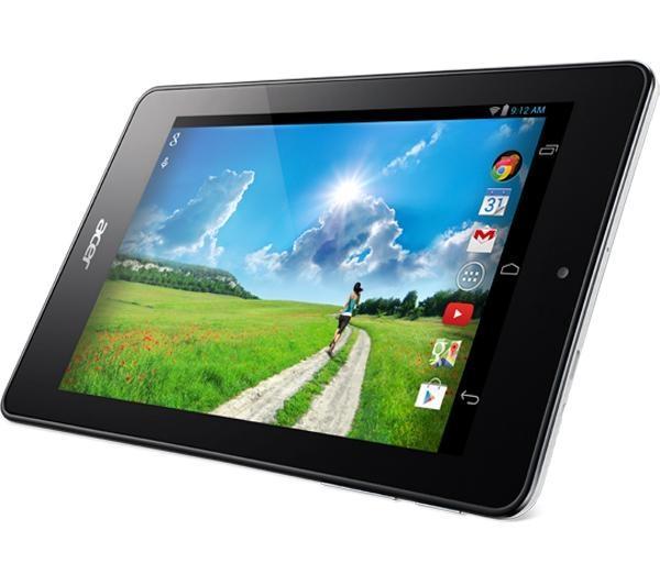 Iconia One 7 (B1-730HD-120H) - 8 Go - blanc - Tablette