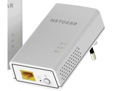 PL1000-100PES 1000Mbit/s Ethernet/LAN Blanc 2pièce(s) Adaptateur réseau CPL