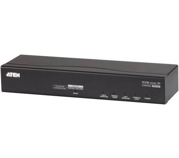 CN8600 Noir commutateur écran, clavier et souris