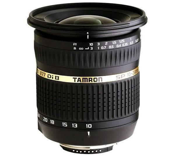Zoomlens SP AF 10-24 mm F/3.5-4.5 Di II LD asferisch [IF]