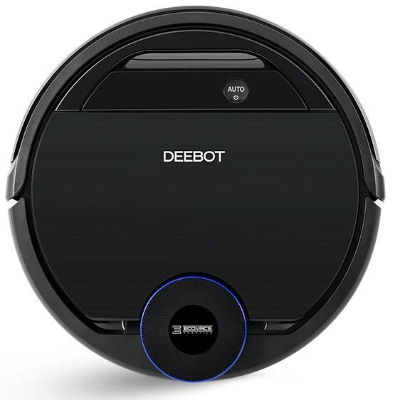 OZMO 930 - Aspirateur robot - Noir