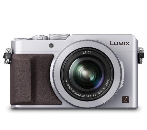DMC-LX100 - silver - Appareil photo numérique