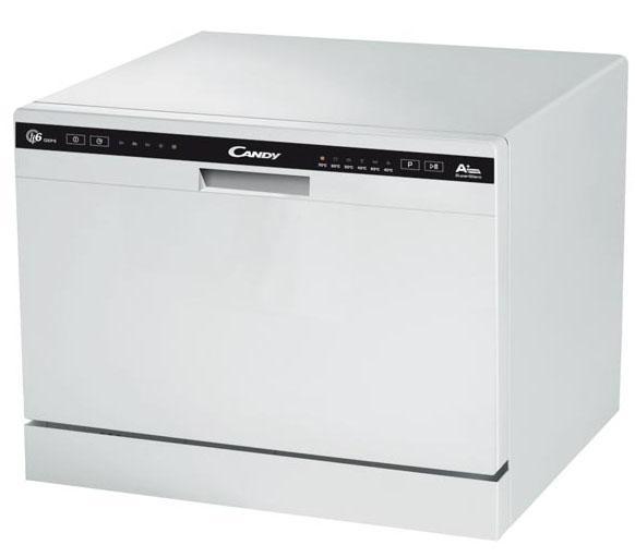 candy cdcp 6/e - lave-vaisselle - pose libre - largeur : 55 cm
