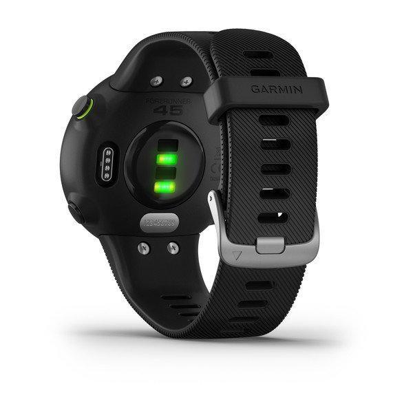 "Forerunner 45 montre intelligente Noir 2,64 cm (1.04"") Cellulaire GPS (satellite)"