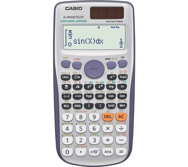 FX-991 DE Plus