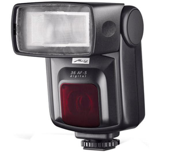 Mecablitz 36 AF-5 digital lichtflits