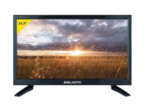 """TVD-220 S2 LED MP10 télévision de courtoisie 49,5 cm (19.5"""") HD+ 200 cd/m² Noir A"""