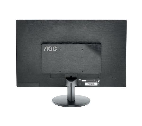 """e2470Swda 23.6"""" Full HD TN+Film Mat Noir écran plat de PC"""