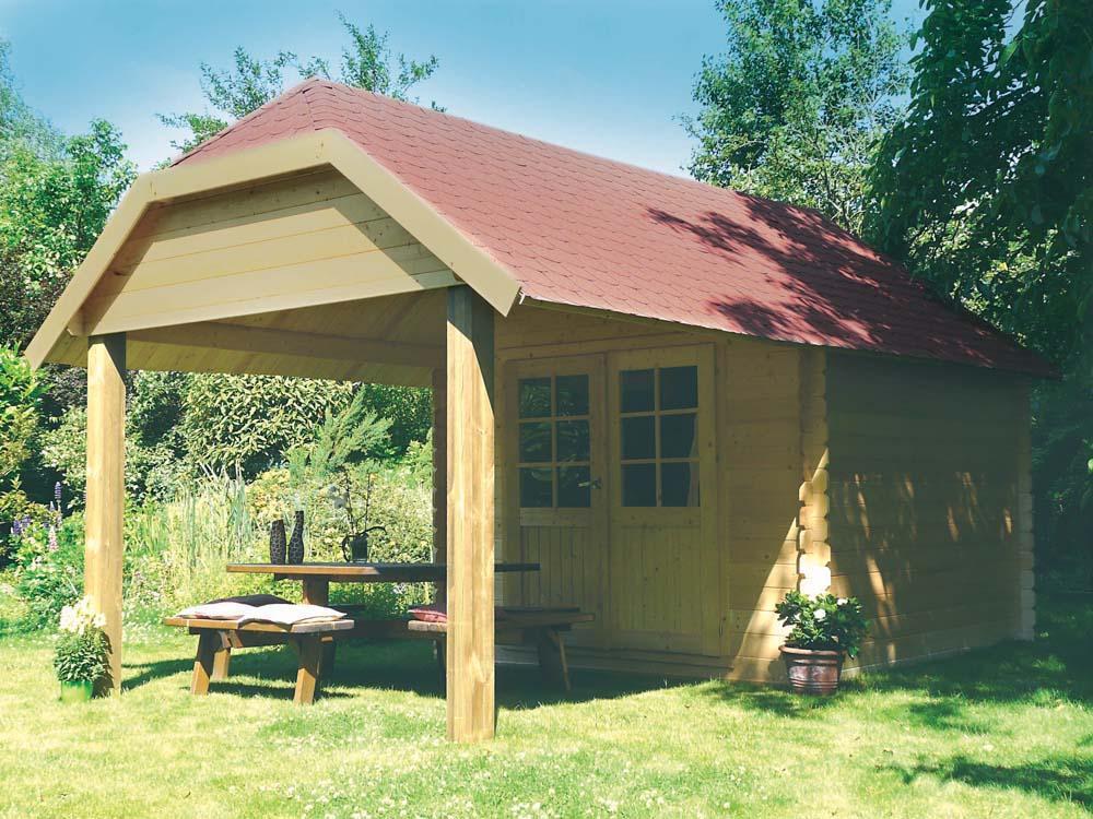 abris de jardin - habitat et jardin - abri jardin ''cork'' - 20.25