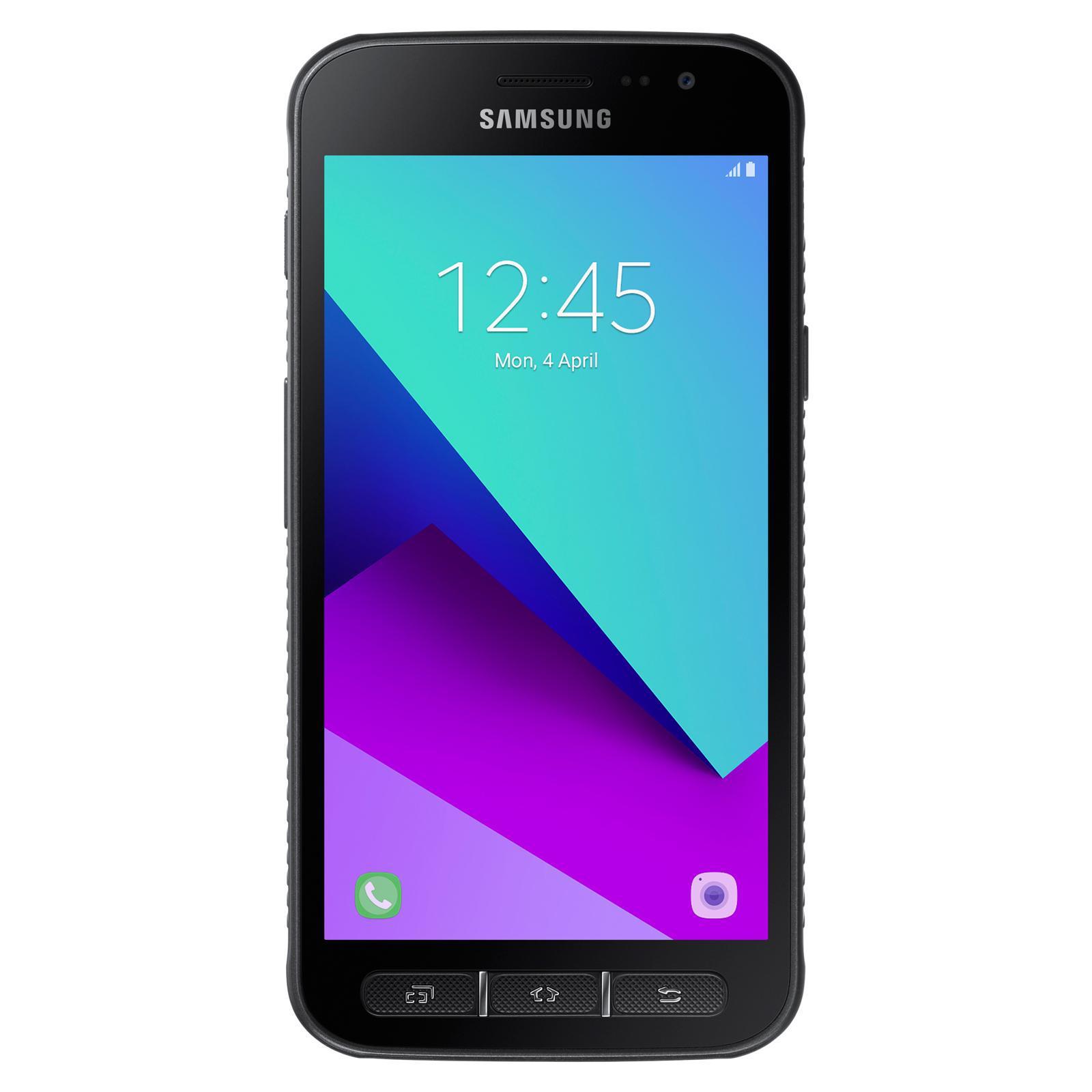 Galaxy Xcover 4 - 16 GB - Noir - Neuf - Garantie 2 ans - Emballage abimé