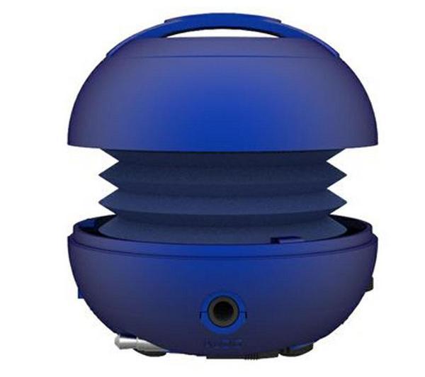 X-mini uno luidspreker - blauw