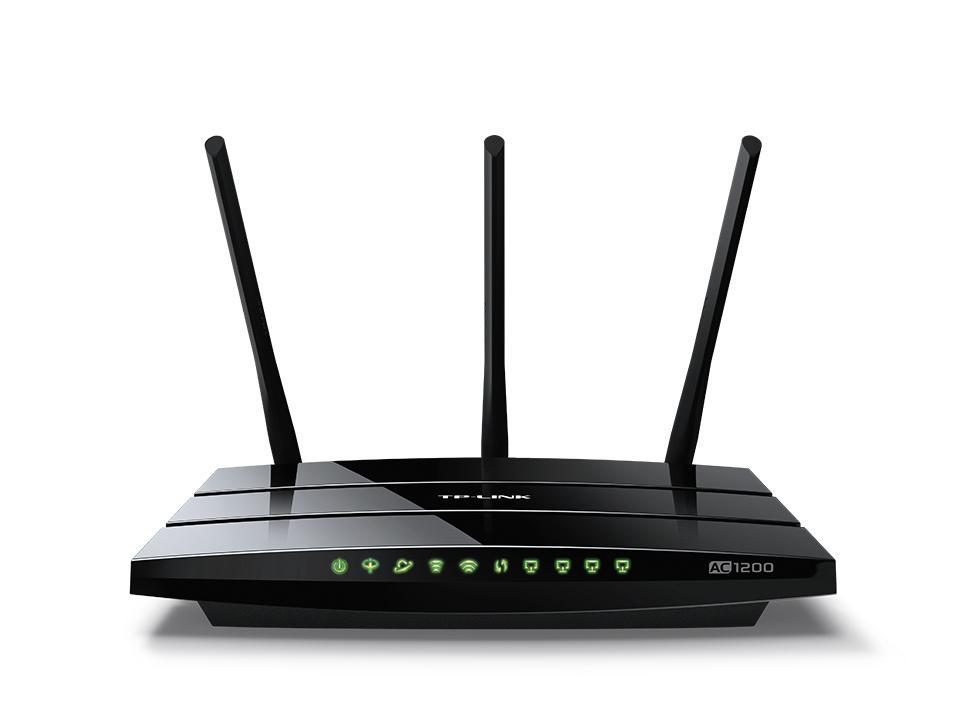 Archer VR400 Bi-bande (2,4 GHz / 5 GHz) Gigabit Ethernet Noir 3G 4G