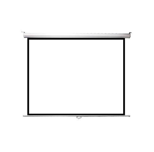 SWSP080MMS écran de projection 1:1 Blanc