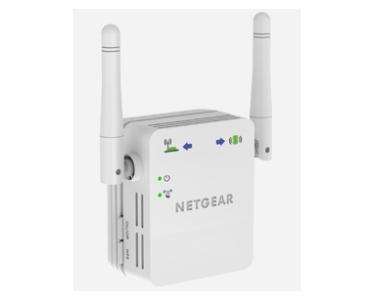 WN3000RP Network transmitter & receiver Blanc