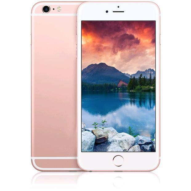 APPLE Téléphone Mobile iPhone 6s Plus 16 Go Rose Gold