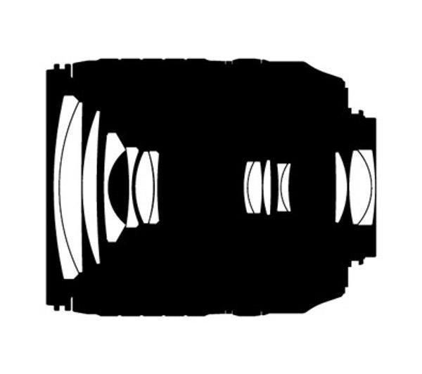 Nikkor 18-105mm f/3.5-5.6G ED VR AF-S DX lens