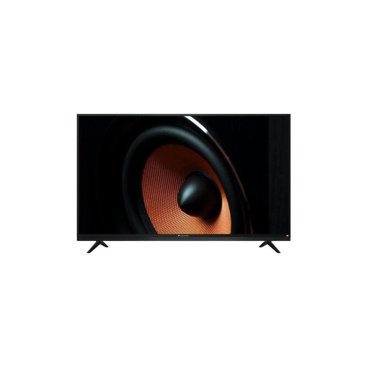 TV LED HD 80cm 32 avec barre de son JBL integree - 3 x HDMI - 2 x USB