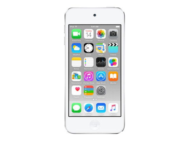 APPLE iPod touch - 128 Go - Argent