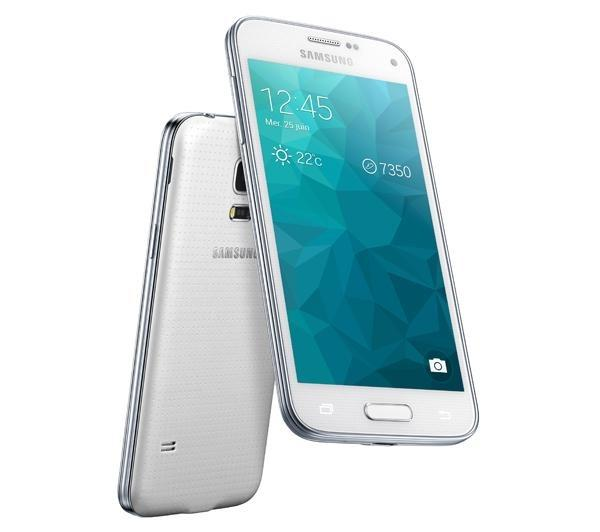 Galaxy S5 Mini - wit - 16 GB - 4G - Smartphone