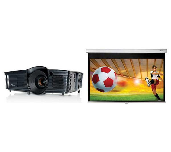 HD141X - 3D videoprojector DLP