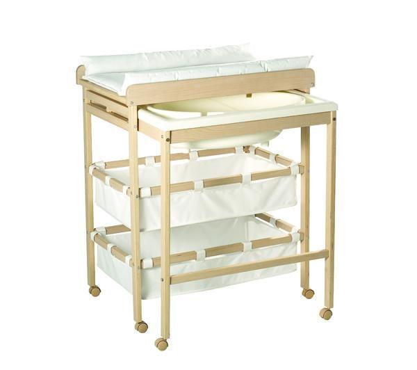 Meuble langer roba table langer coulissante 1253 - Meuble table a langer ...