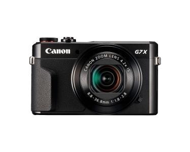 """PowerShot G7X Mark II 20.1MP 1"""" CMOS 5472 x 3648pixels Noir"""