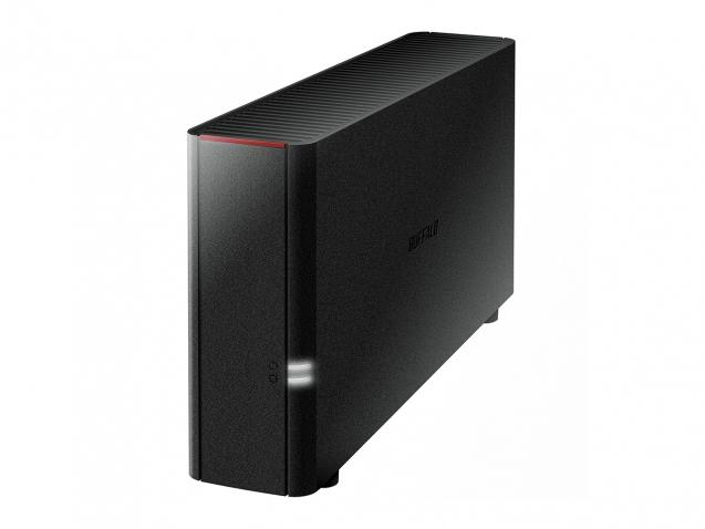 LinkStation 210 4TB Ethernet/LAN Noir NAS